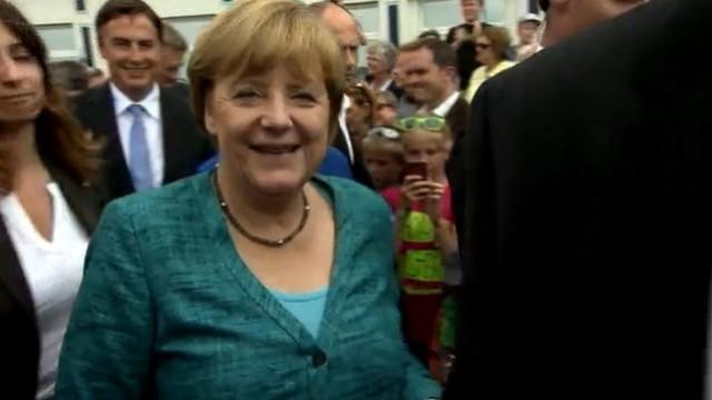 Merkels Sommerreise