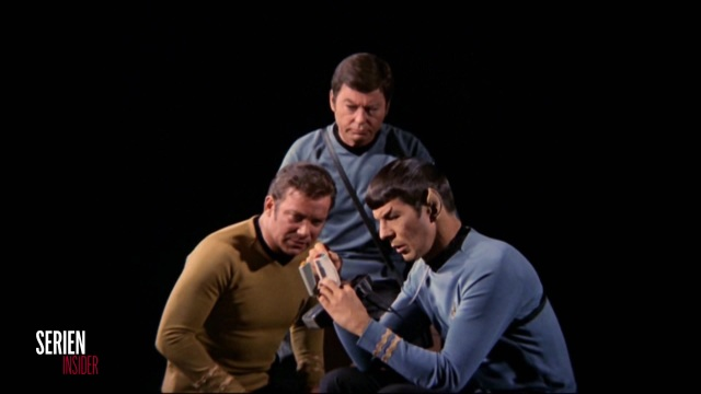 Star Trek - TOS Männerfreundschaften