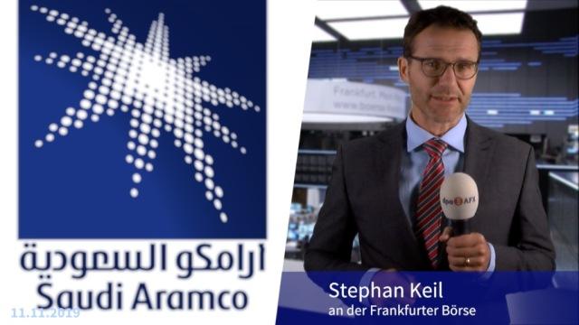 Ölkonzern Aramco startet Mega-Börsengang