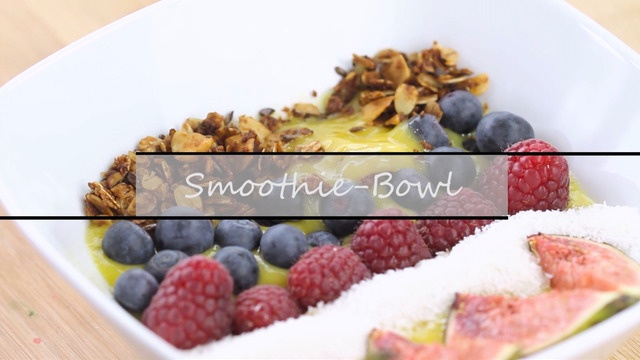 Smoothie-Bowl