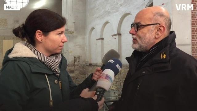Mainz: Wer liegt im Sarkophag in der Johanniskirche?