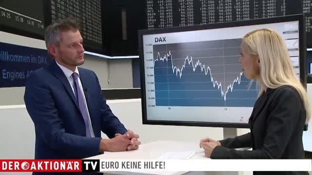 Aus charttechnischer Sicht: DAX-Jahreshoch zu den Akten?