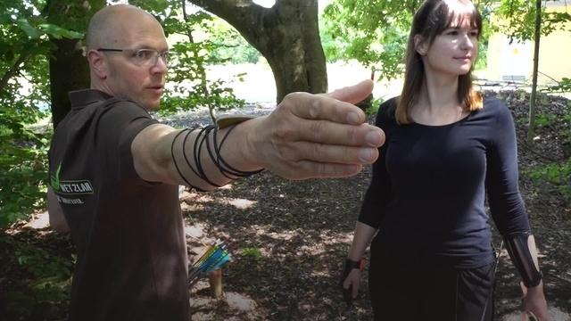 Infos zum Bogenschießen im Wetzlarer Kletterwald