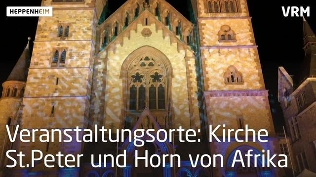 """""""Heppening"""" in Heppenheim"""