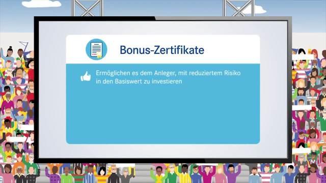Derivate-Liga - Bonuszertifikate - finanztreff.de Börsenwissen