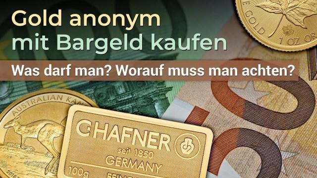 Gold anonym bar kaufen: Goldwerte Expertentipps