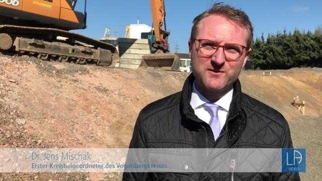 Statements zum Bau des neuen Finanzamtes