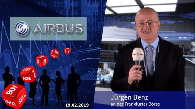Analyser to go: Airbus trotz Brexits hochgestuft
