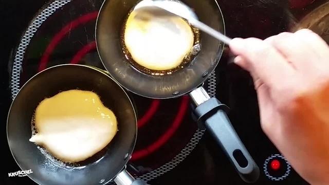 Mach mit: Osterhasen-Pancakes