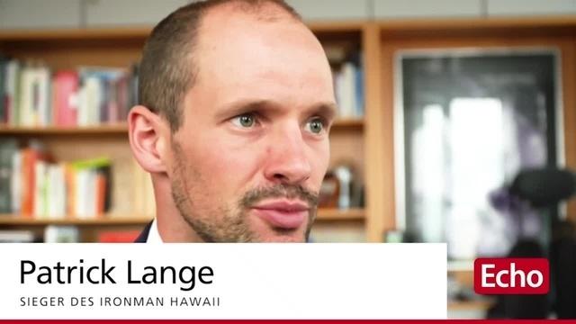 Dank Johnny zum Sieg auf Hawaii: Ironman-Weltmeister Patrick Lange