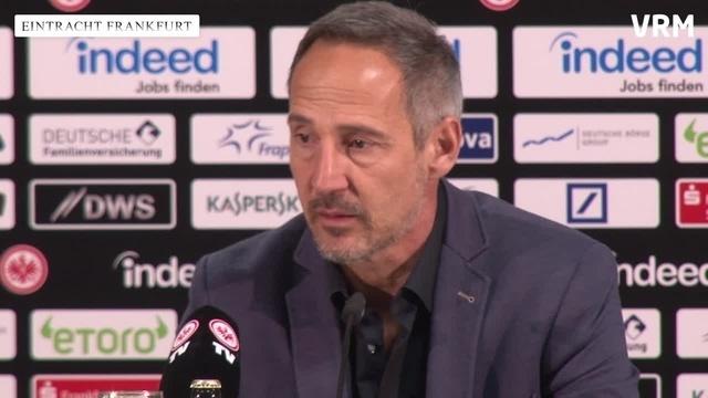 Frankfurt-Coach Hütter: Es wird Powerfußball geben