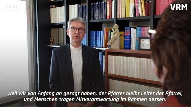 """Bischof Kohlgraf: Man soll nie """"Nie"""" sagen"""
