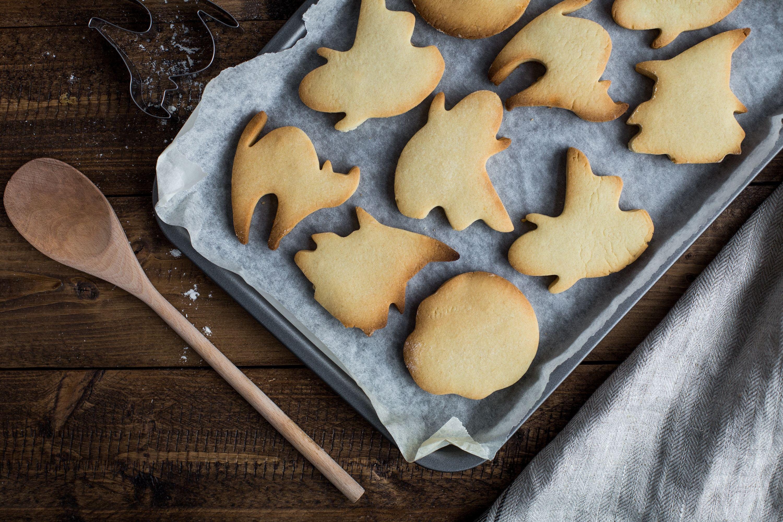 Grusel-Kekse für Kinder