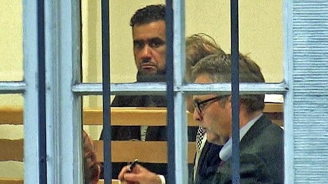Verhaftung von Arafat Abou-Chaker