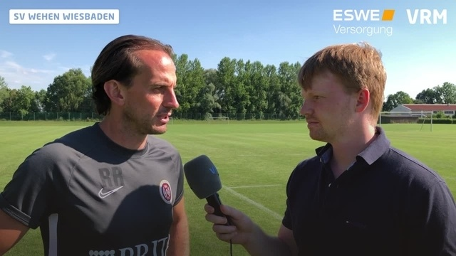 SVWW-Trainingslager: Rüdiger Rehm im Interview