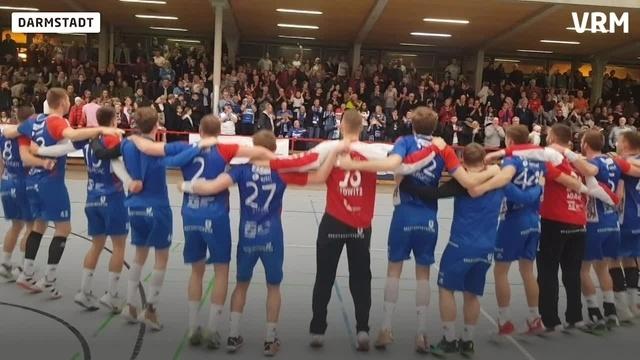 Handball: HSG Bieberau/Modau gegen TV Großwallstadt