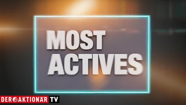 Most Actives: Telefu00f3nica Deutschland, TUI, K+S