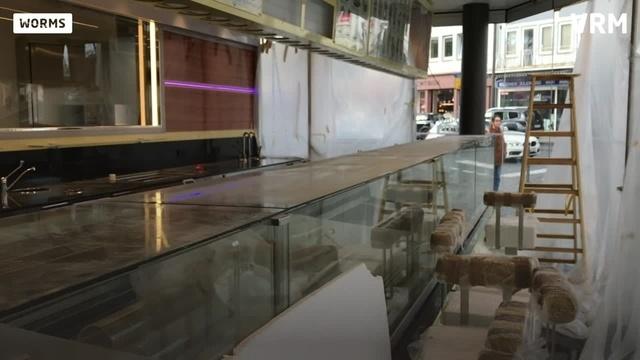 Eiscafé Vannini bald wieder geöffnet