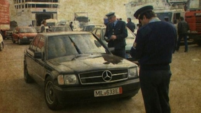 Autohandel in Albanien