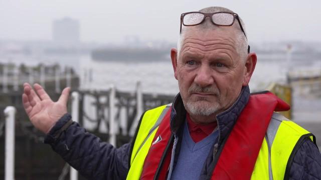 Die Hoffnung der englischen Fischer