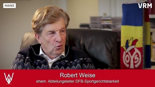 Wortpiratin rot-weiß trifft Robert Weise