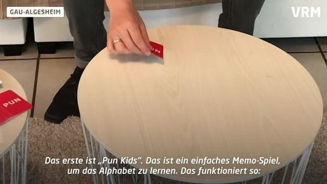 Bastian Ruhl erklärt sein neues Kartenspiel