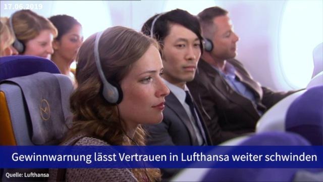 Aktie im Fokus: Gewinnwarnung lässt Vertrauen in Lufthansa weiter schwinden