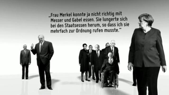 Die Abrechnung des Helmut Kohl