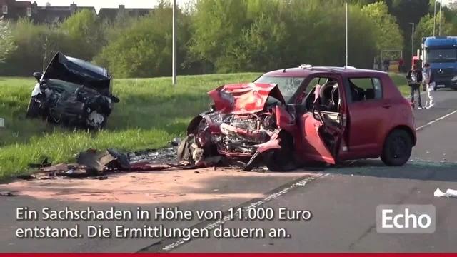 Tödlicher Unfall auf B44 zwischen Groß-Gerau und Dornheim