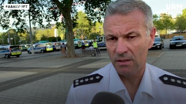 Fazit der Polizei zu IAA-Protesten