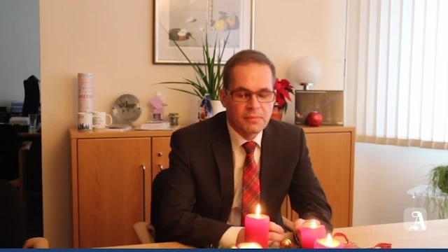 Alzey: Steffen Unger im Interview