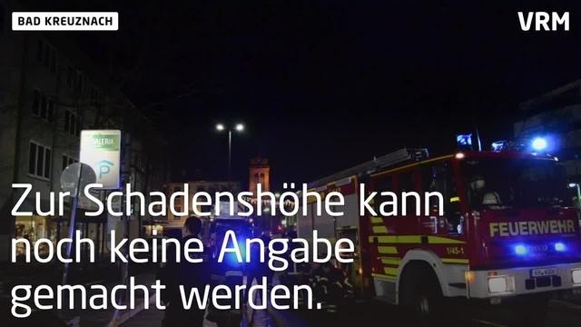 Bad Kreuznach: Geldautomat gesprengt