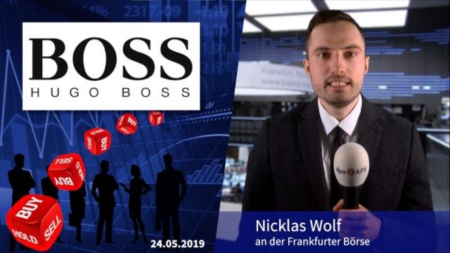 Analyser to go: Baader Bank sieht Einstiegsgelegenheit bei Hugo Boss