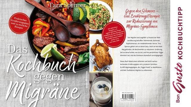 BonGusto Kochbuchtipp: Das Kochbuch gegen Migräne