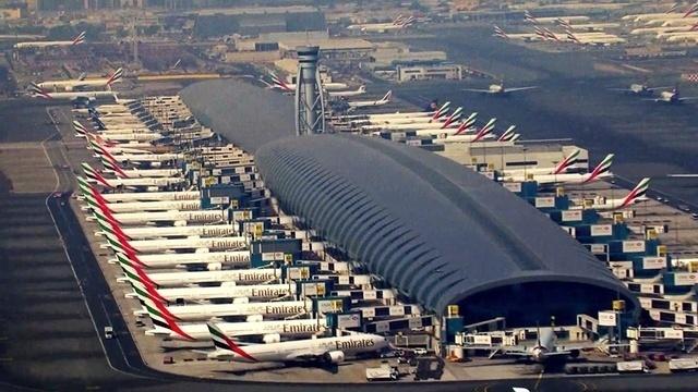 Dubai Airport (1)