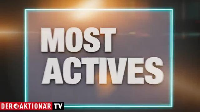 Most Actives - ThyssenKrupp, BASF und Wirecard
