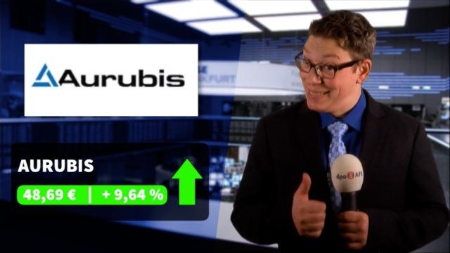 Dax vor Fed-Entscheidung im Plus, Aurubis-Zahlen sind Glück im Unglück
