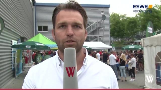 Stimmen zum Spiel Wehen Wiesbaden gegen Eintracht Frankfurt