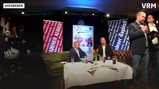 Wiesbadener OB-Kandidaten debattieren live im Netz