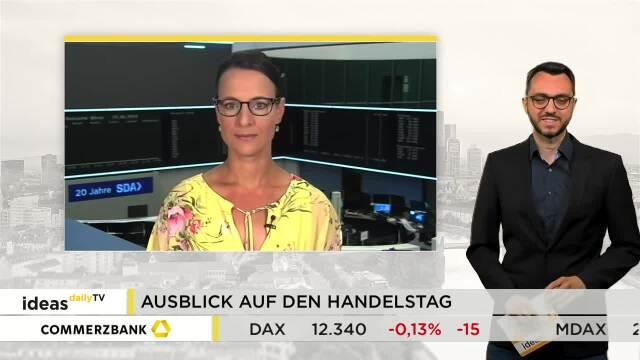 DAX: Anleger setzen auf G20-Gipfel