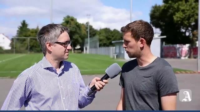 Mainz 05: Interview mit Fabian Frei