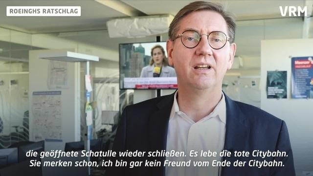 Roeinghs Ratschlag: Mehr Beteiligung, weniger Plebiszite