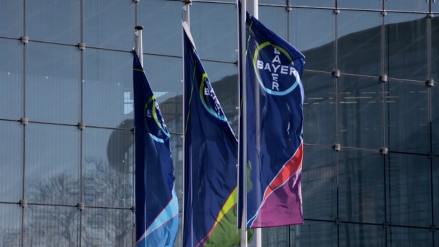 Bayer-Aktie durch zwei Neuigkeiten an Dax-Spitze getrieben