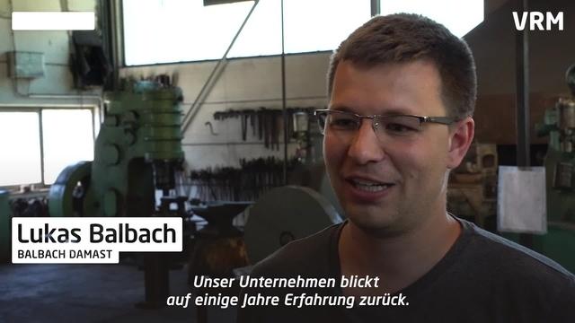 Lukas Balbach im Interview