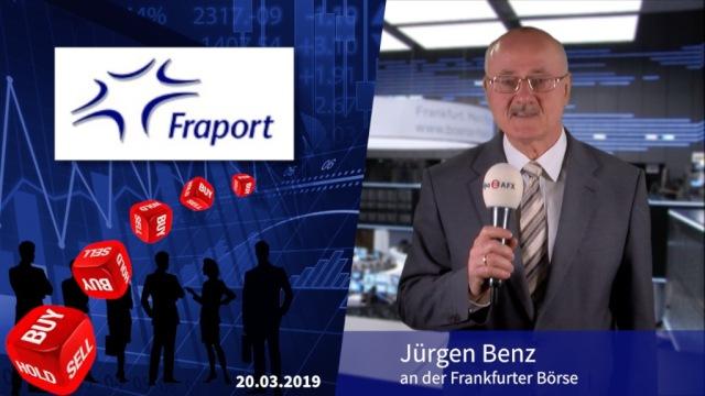Analyser to go: Fraport vor hohen Investitionen - Aktie gesenkt