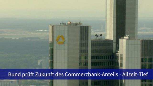 Aktie im Fokus: Commerzbank auf neuem Allzeit-Tief