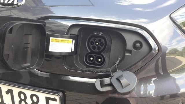 Der Kia e-Niro im Test: 1 - Die Abfahrt