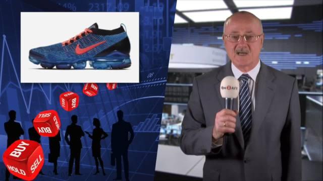 Analyser to go: Nike nach Zahlen heruntergestuft