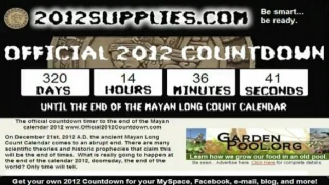 Der Maya-Countdown