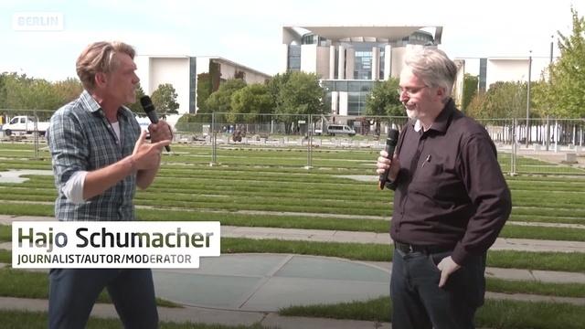 Wetzlarer sind bei Großdemo in Berlin dabei